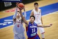 亚洲挑战赛-中国擒菲律宾连