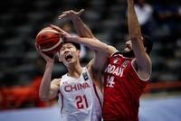 挑战杯:中国94-76约旦