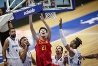 亚洲挑战杯男篮64-70印