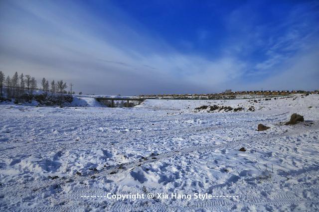 神奇的阿尔山 有一条河竟然零下30几度不结冰