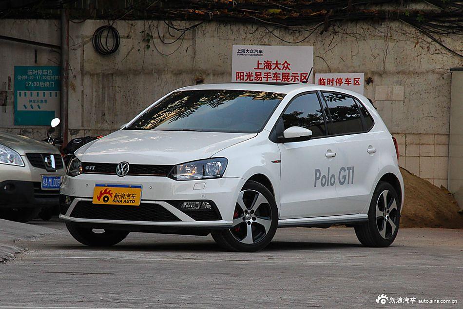 2015款Polo 1.4TSI GTI