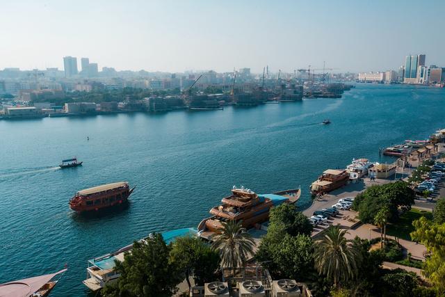 迪拜沉静的老城区 隐藏着多少不为人知的秘密