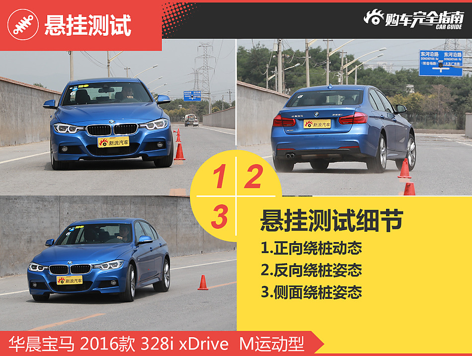 华晨宝马 328i xDrive M运动型