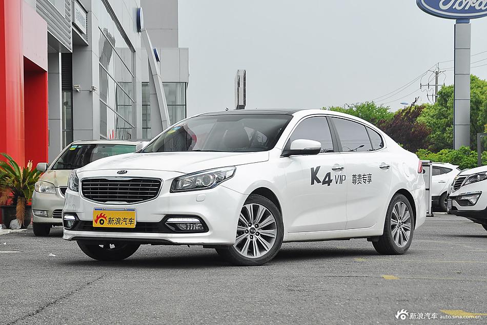 2014款起亚K4 2.0L自动PRM