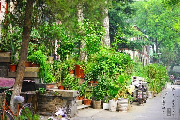 老东四胡同游 串起古迹、顶级酒店和温馨小馆