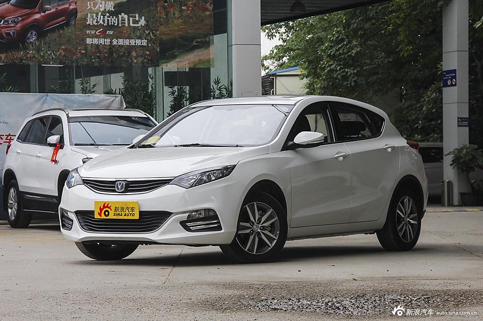 2015款逸动XT 1.6L自动俊酷型国IV
