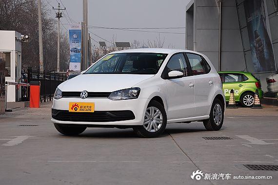 2014款Polo 1.4L手动风尚版