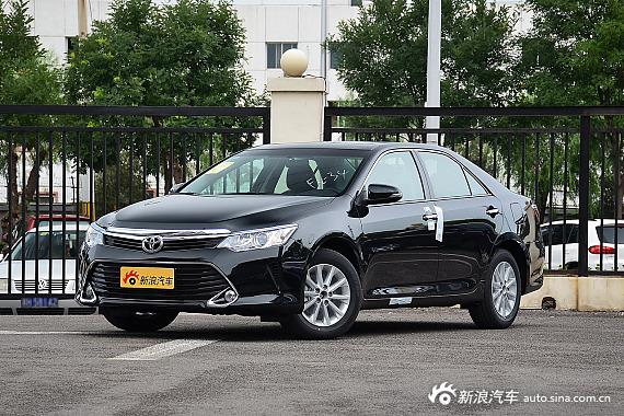 丰田凯美瑞9月报价 最高直降4.06万