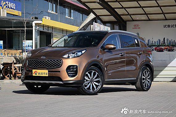 9月限时促销 起亚KX5新车12.28万起