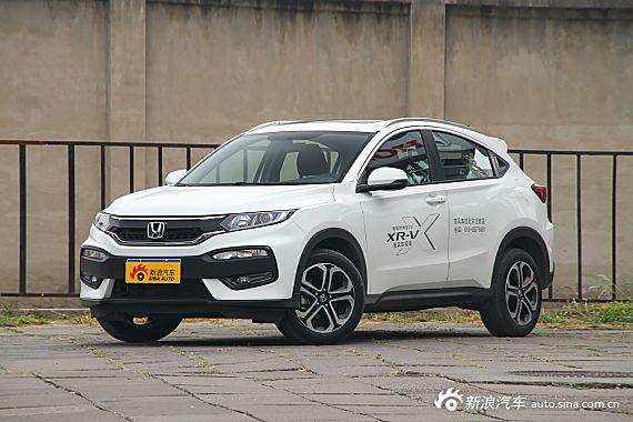 2017年8月10-15万合资SUV销量出炉,XR-V夺冠