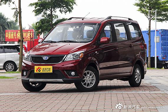 11月昌河汽车昌河M50最高直降0.71万,撑起当月购车新势力!