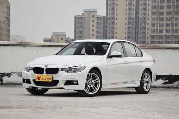 宝马3系全国新车22.31万起,最高优惠11.02万