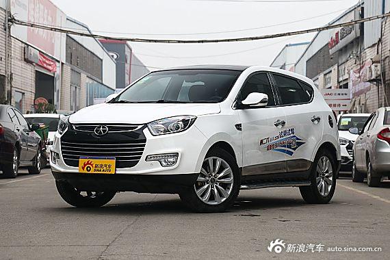 11月江淮汽车口碑排名:瑞风S5夺冠