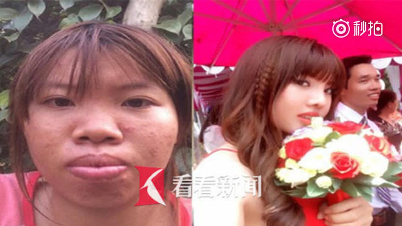 越南妹子太丑没人肯娶