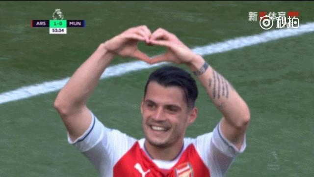 视频-扎卡枪手首赛季结束 未来阿森纳中场要靠他