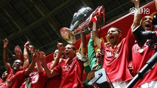 视频-曼联欧战冠军回顾 6次欧战决赛4次夺冠