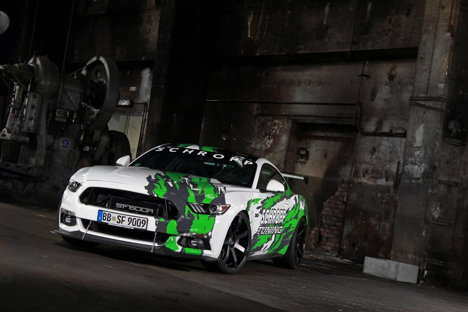 福特Mustang SF600R by Schropp