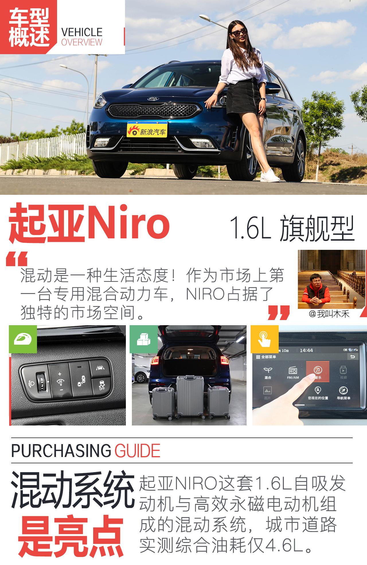 进口起亚Niro 1.6L 旗舰版