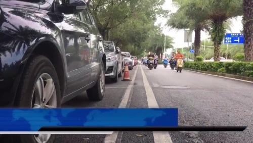 车主们注意!南宁滨湖路等三条道路周五起严管重罚