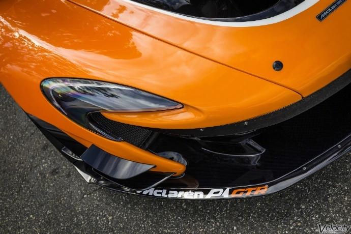 霸气侧漏公路版迈凯伦McLaren P1 GTR Road