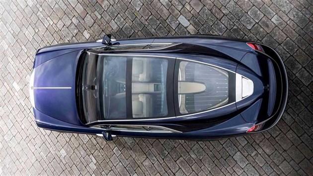 劳斯莱斯发布Sweptail车型 仅生产一台 复古Coupe设计