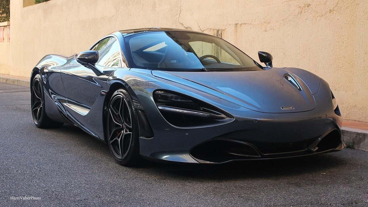 迈凯伦McLaren 720S