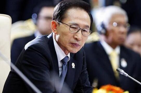 李明博若涉贪,韩国前总统就全栽了