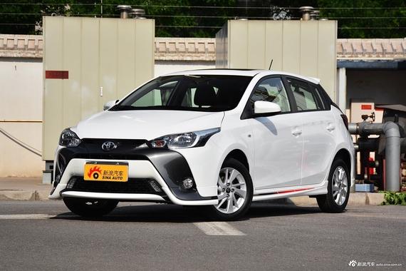值得购买的新车之一,丰田YARiS L致炫最低7.3折