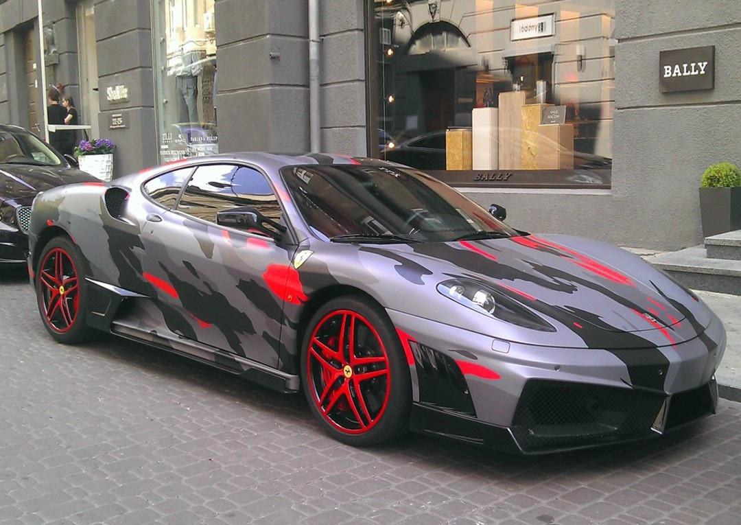 法拉利F430 Auto Veloce  ?