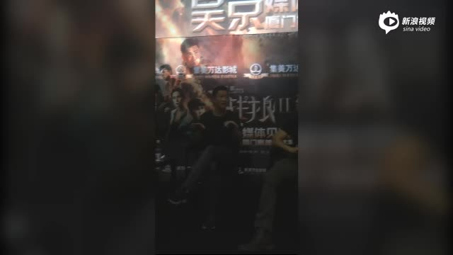 吴京澄清吴亦凡角色传闻