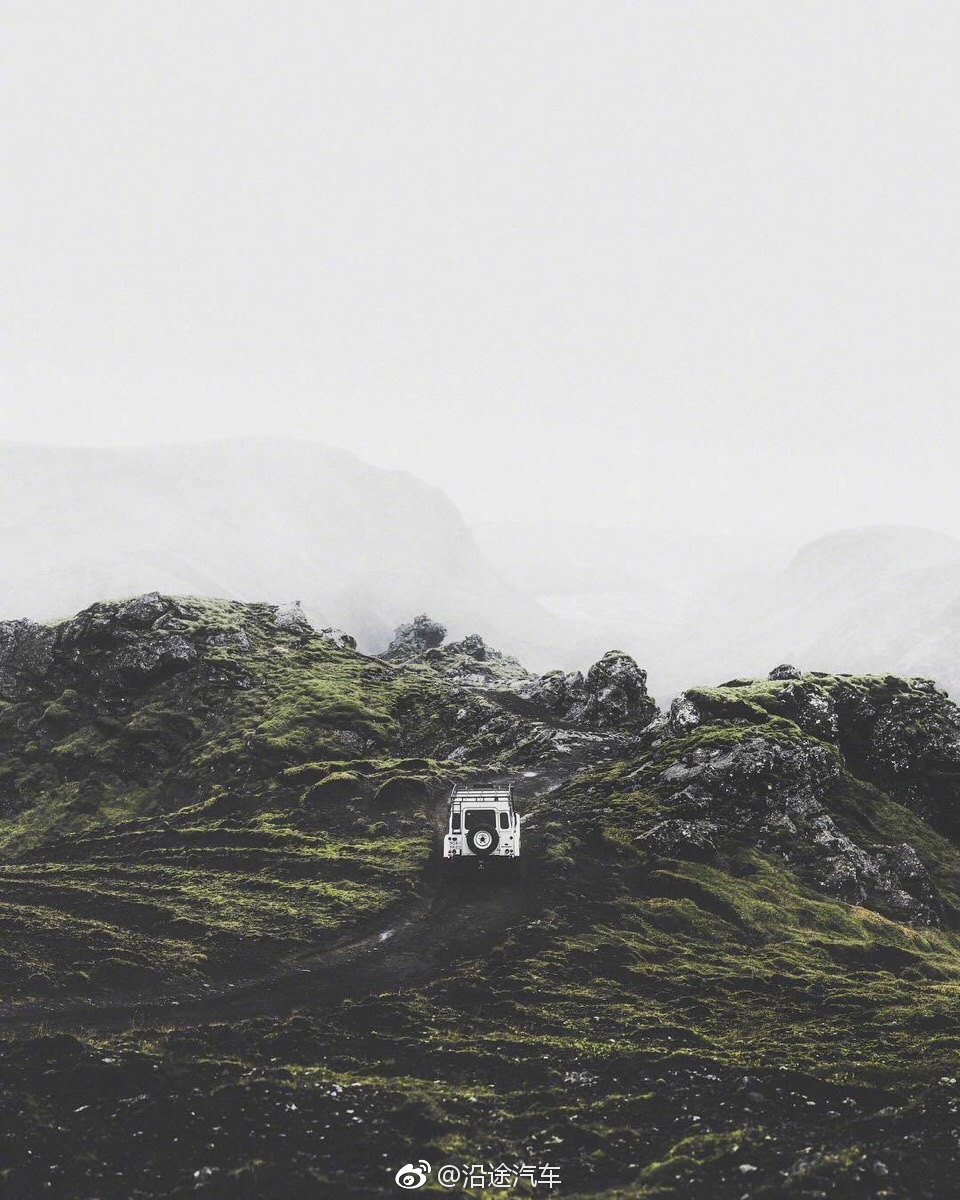 小编自驾游的梦想圣地:冰岛...有机会一定去一次