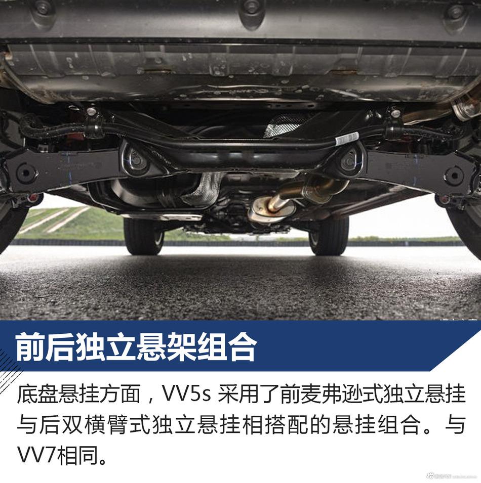 试驾VV5S
