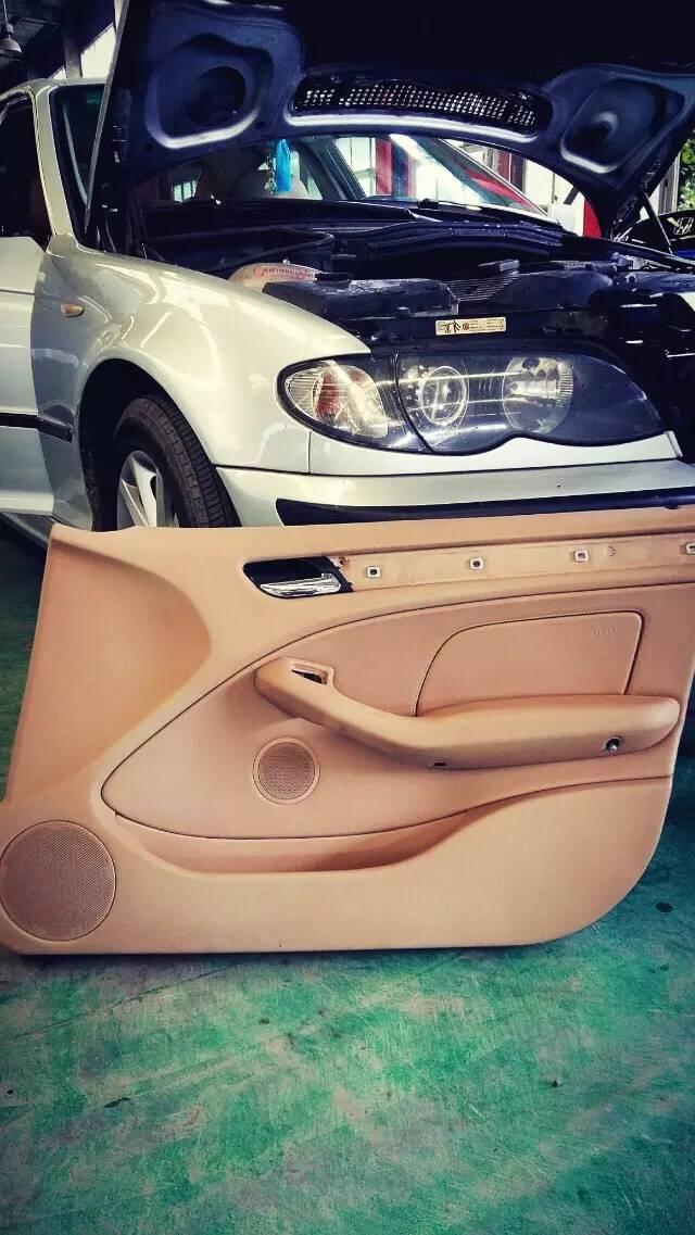 所谓汽车情怀 就是体验过宝马E46的乐趣后不想下车