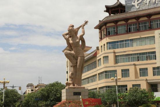 敦煌:河西走廊 美丽的丝绸之路