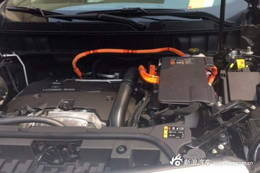 凯迪拉克XT5推9AT混动车型