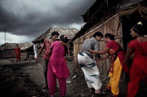 孟加拉妓院聚集地 做妓女是唯一职业选择