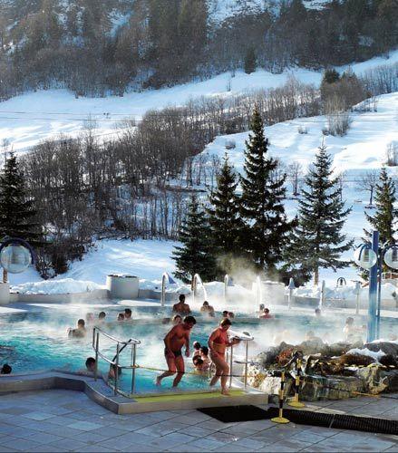 洛伊克巴德:瑞士最古老的温泉疗养胜地