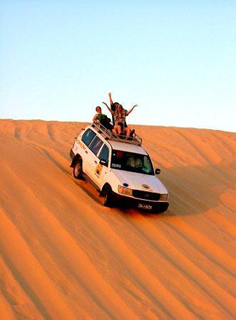 突尼斯:沙漠狂飙 狂野撒哈拉(图)