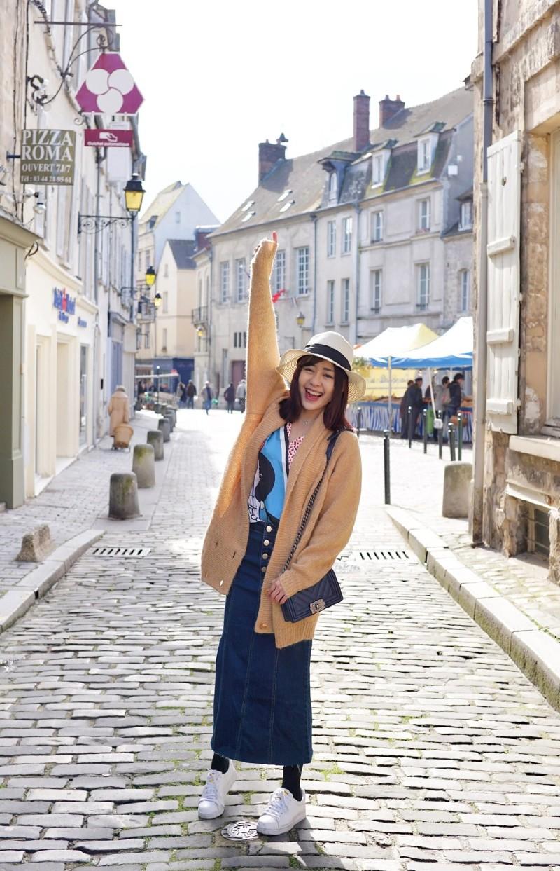 慢游巴黎周边特色小镇(一)