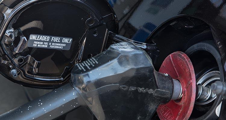 ▲美国一些车推荐使用高标号汽油,以获得更好的性能