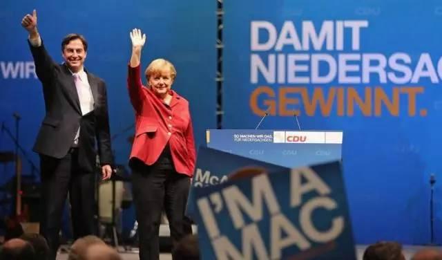 大选将至 伤透默克尔的却是她深爱的德国汽车