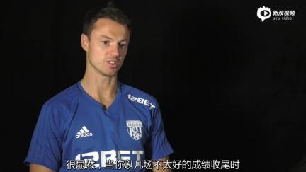 视频-埃文斯:比上赛季成绩上提升 英超是伟大联赛