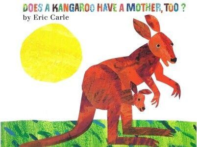 Does a kangaroo have amommy?