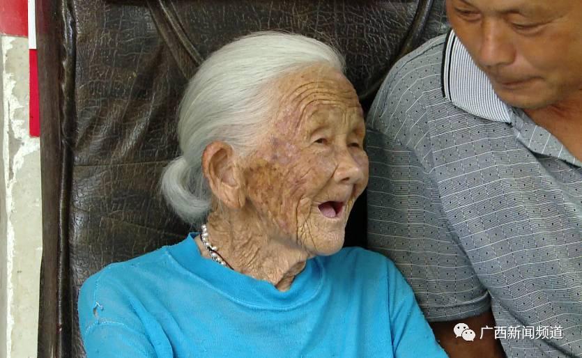 《二十二》分之一:广西桂林韦绍兰老人现状(图)