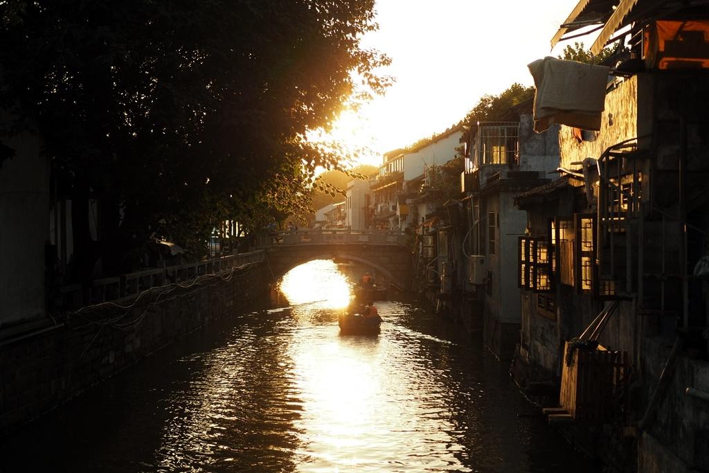 苏州平江路:回忆里的缠绵诗意