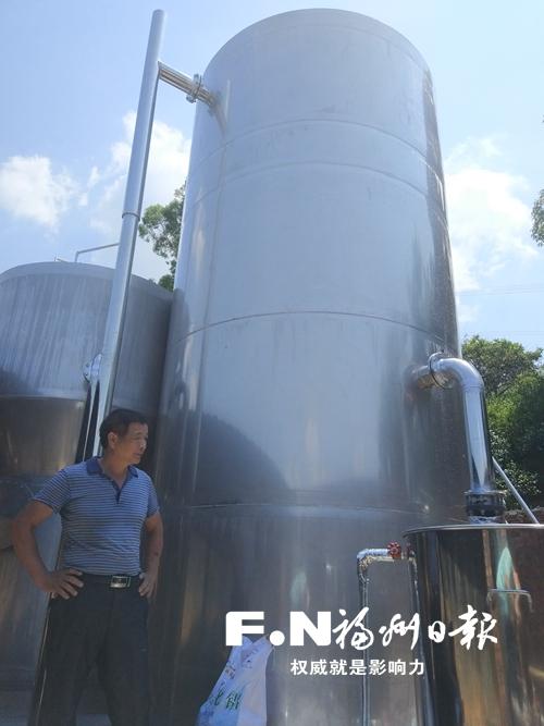 闽清文定村集中供水装工厂级净化器 拦截泥沙杂质