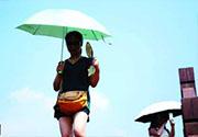35℃高温将持续到周末 江苏基本不受台风影响