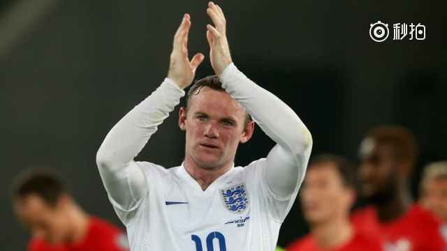 视频-永远的队长!英格兰国家队官方视频感谢鲁尼