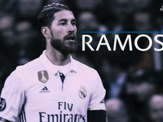视频新闻-欧足联颁奖典礼 拉莫斯当选最佳后卫