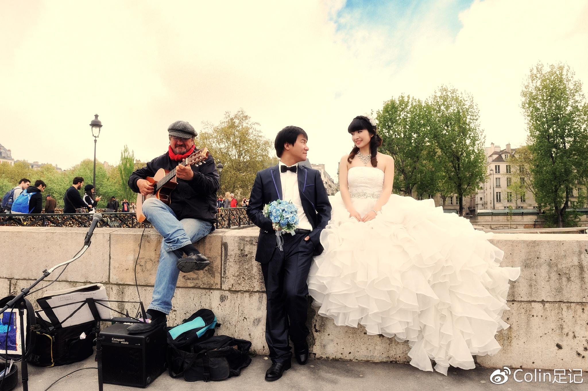 带着婚纱游巴黎,演绎属于我们的浪漫爱情故事